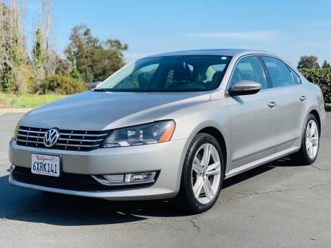 2012 Volkswagen Passat for sale at Silmi Auto Sales in Newark CA