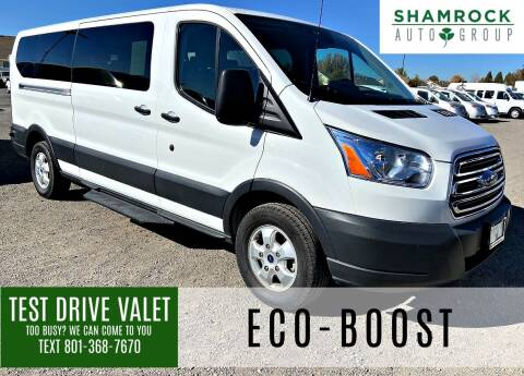 2018 Ford Transit Passenger for sale at Shamrock Group LLC #1 in Pleasant Grove UT