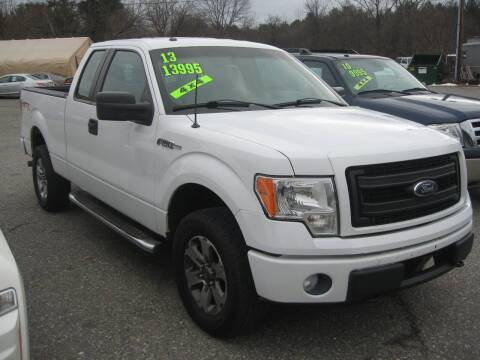 2013 Ford F-150 for sale at Joks Auto Sales & SVC INC in Hudson NH