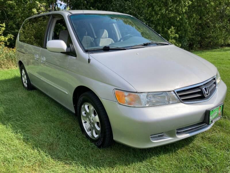 2004 Honda Odyssey for sale at M & M Motors in West Allis WI