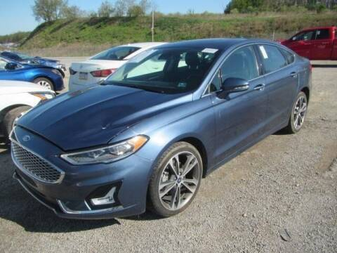2019 Ford Fusion for sale at Cj king of car loans/JJ's Best Auto Sales in Troy MI