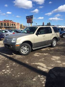 2004 Mercury Mountaineer for sale at Big Bills in Milwaukee WI