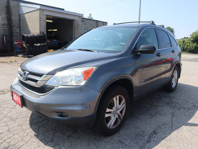 2011 Honda CR-V for sale at AutoCredit SuperStore in Lowell MA