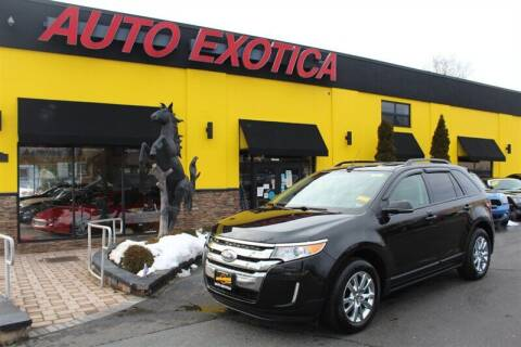 2014 Ford Edge for sale at Auto Exotica in Red Bank NJ
