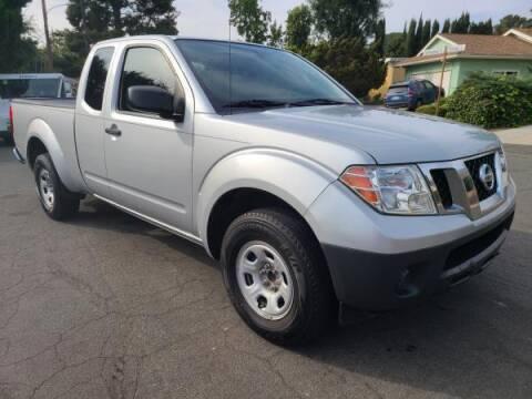 2015 Nissan Frontier for sale at CAR CITY SALES in La Crescenta CA
