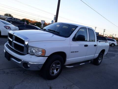 2004 Dodge Ram Pickup 1500 for sale at 1A Auto Mart Inc in Smyrna TN