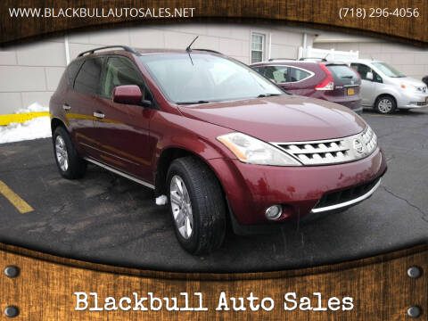 2007 Nissan Murano for sale at Blackbull Auto Sales in Ozone Park NY