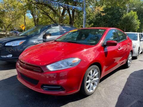 2013 Dodge Dart for sale at WOLF'S ELITE AUTOS in Wilmington DE