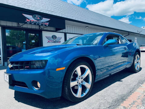 2010 Chevrolet Camaro for sale at Xtreme Motors Inc. in Indianapolis IN