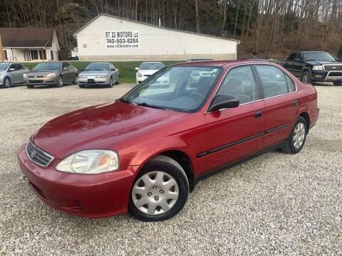 1999 Honda Civic for sale at Rt 33 Motors LLC in Rockbridge OH