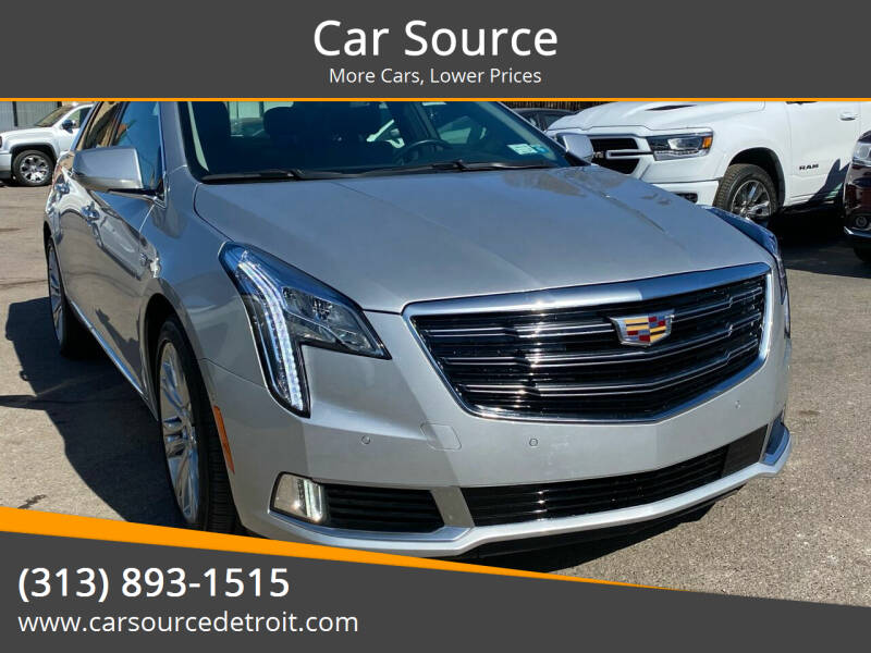 2019 Cadillac XTS for sale at Car Source in Detroit MI