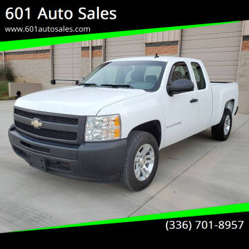 2009 Chevrolet Silverado 1500 for sale at 601 Auto Sales in Mocksville NC