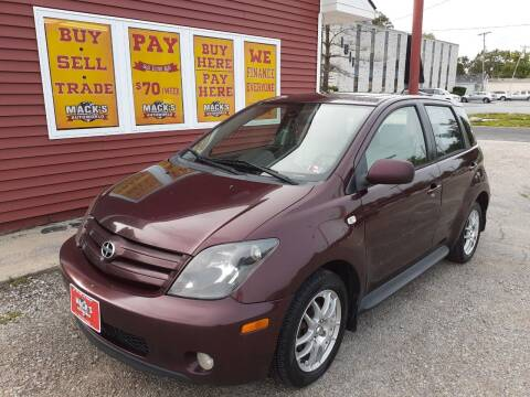 2005 Scion xA for sale at Mack's Autoworld in Toledo OH