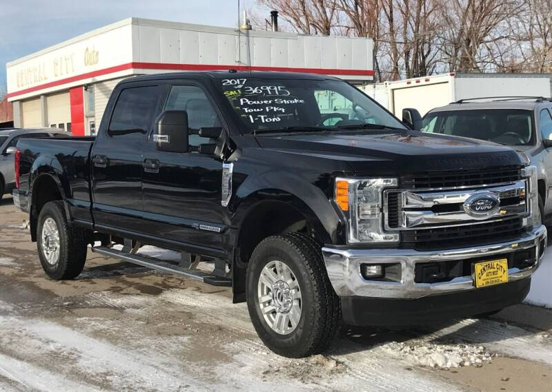 2017 Ford F-350 Super Duty for sale at Central City Auto West in Lewistown MT