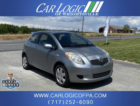 2008 Toyota Yaris for sale at Car Logic in Wrightsville PA