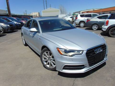 2015 Audi A6 for sale at Avalanche Auto Sales in Denver CO