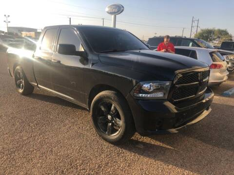 2014 RAM Ram Pickup 1500 for sale at STANLEY FORD ANDREWS in Andrews TX