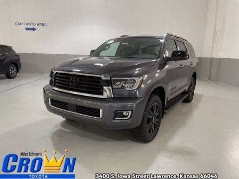 2022 Toyota Sequoia for sale at Crown Automotive of Lawrence Kansas in Lawrence KS