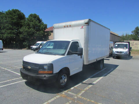 2013 Chevrolet Express Cutaway for sale at Work-Van.com in Union City GA