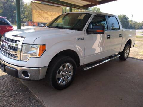 2013 Ford F-150 for sale at Doug Kramer Auto Sales in Longview TX