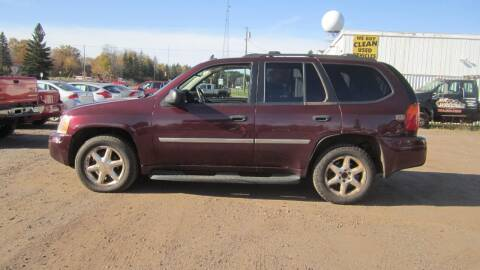 2007 GMC Envoy for sale at Superior Auto of Negaunee in Negaunee MI
