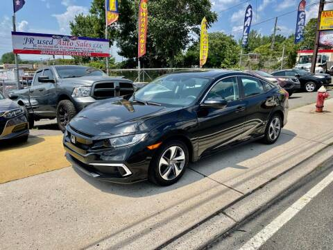 2019 Honda Civic for sale at JR Used Auto Sales in North Bergen NJ