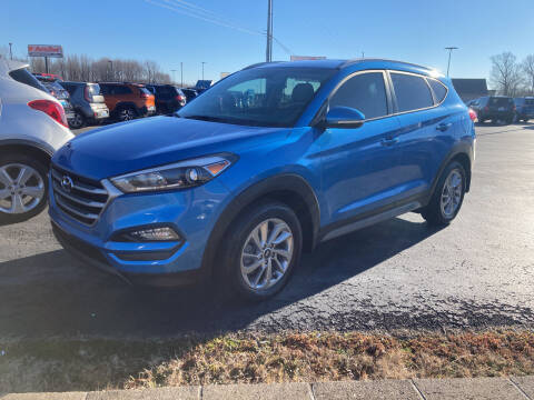 2017 Hyundai Tucson for sale at McCully's Automotive - Trucks & SUV's in Benton KY