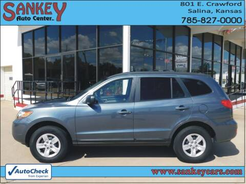 2009 Hyundai Santa Fe for sale at Sankey Auto Center, Inc in Salina KS