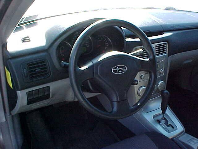 2007 Subaru Forester AWD Sports 2.5 X 4dr Wagon (2.5L F4 4A) - Pittsburgh PA