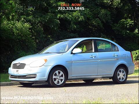 2006 Hyundai Accent for sale at M2 Auto Group Llc. EAST BRUNSWICK in East Brunswick NJ