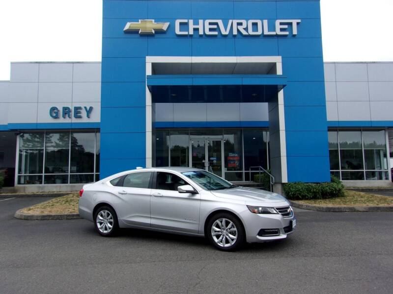 2019 Chevrolet Impala for sale at Grey Chevrolet, Inc. in Port Orchard WA