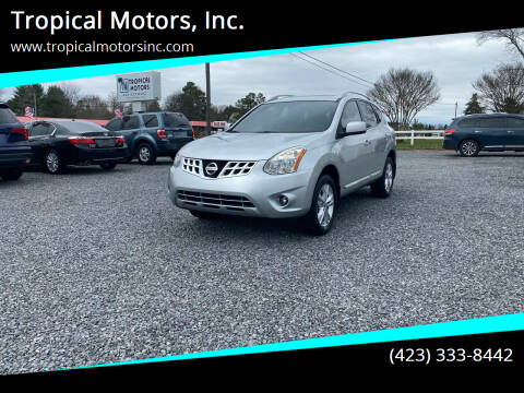 2013 Nissan Rogue for sale at Tropical Motors, Inc. in Riceville TN