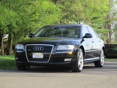 2009 Audi A8 L for sale at Loudoun Used Cars in Leesburg VA