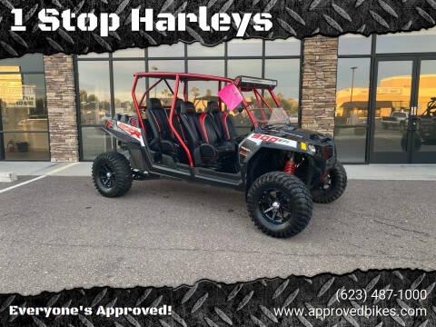 2013 Polaris Xp 900/4 for sale at 1 Stop Harleys in Peoria AZ