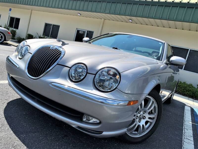 2003 Jaguar S-Type for sale at Fisher Motor Group LLC in Bradenton FL
