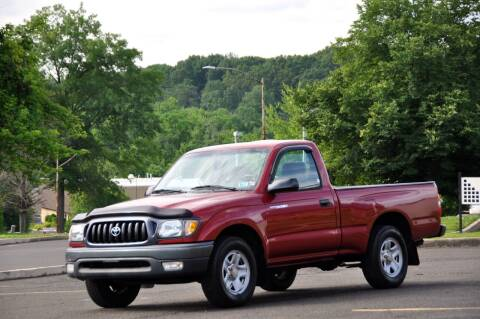 2001 Toyota Tacoma for sale at T CAR CARE INC in Philadelphia PA