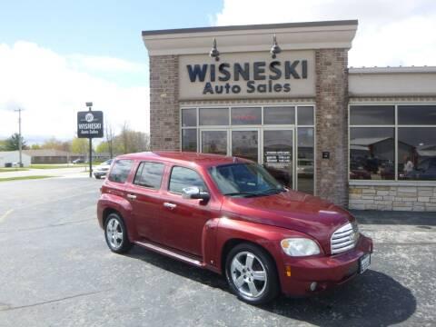 2009 Chevrolet HHR for sale at Wisneski Auto Sales, Inc. in Green Bay WI