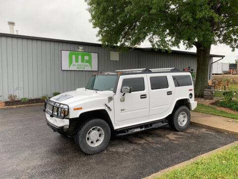 2003 HUMMER H2 for sale at In Motion Sales LLC in Olathe KS
