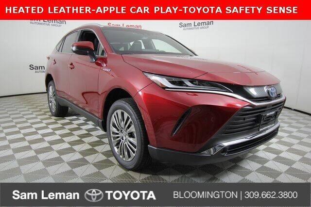 2021 Toyota Venza for sale in Bloomington, IL