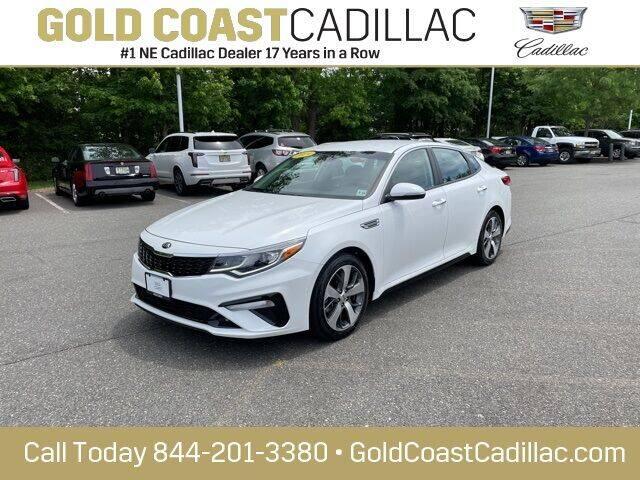 2019 Kia Optima for sale at Gold Coast Cadillac in Oakhurst NJ