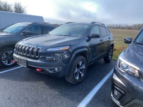 2016 Jeep Cherokee for sale at FRED FREDERICK CHRYSLER, DODGE, JEEP, RAM, EASTON in Easton MD