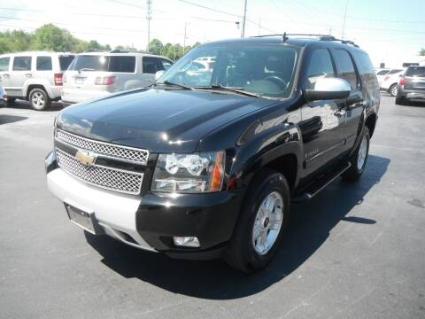 2008 Chevrolet Tahoe for sale at Morelock Motors INC in Maryville TN