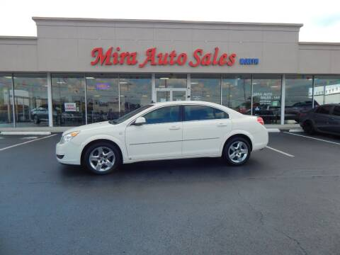 2008 Saturn Aura for sale at Mira Auto Sales in Dayton OH