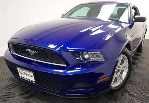 2014 Ford Mustang for sale at CarNova in Stafford VA