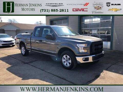 2016 Ford F-150 for sale at Herman Jenkins Used Cars in Union City TN