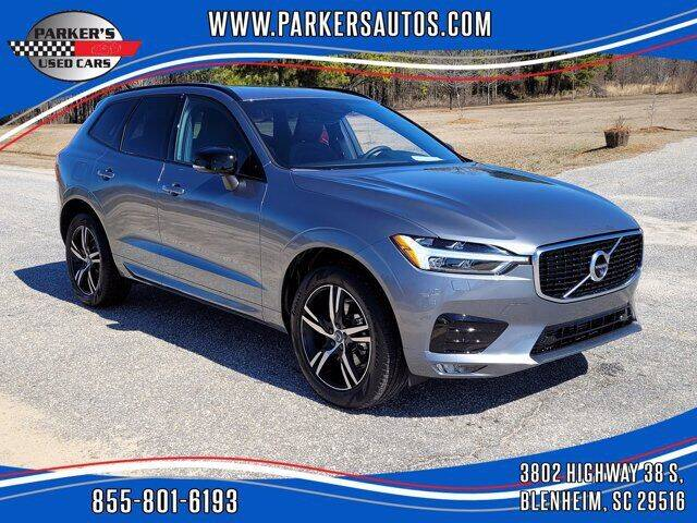 2020 Volvo XC60 for sale at Parker's Used Cars in Blenheim SC