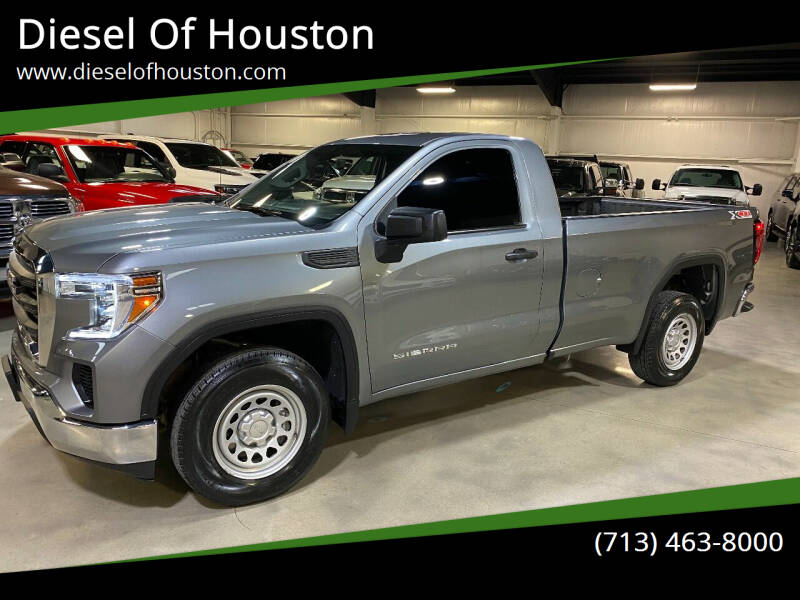 2020 GMC Sierra 1500 for sale at Diesel Of Houston in Houston TX