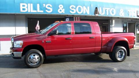 2007 Dodge Ram Pickup 3500 for sale at Bill's & Son Auto/Truck Inc in Ravenna OH