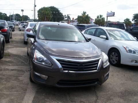 2015 Nissan Altima for sale at Louisiana Imports in Baton Rouge LA