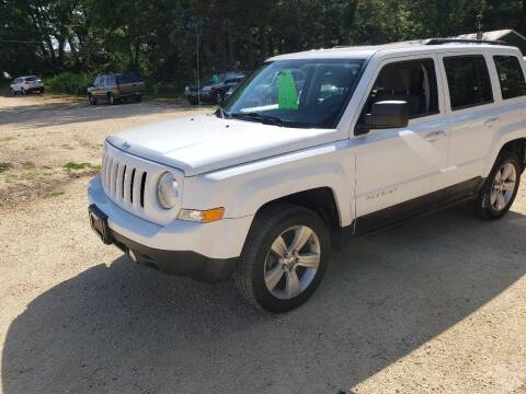 2011 Jeep Patriot for sale at Northwoods Auto & Truck Sales in Machesney Park IL